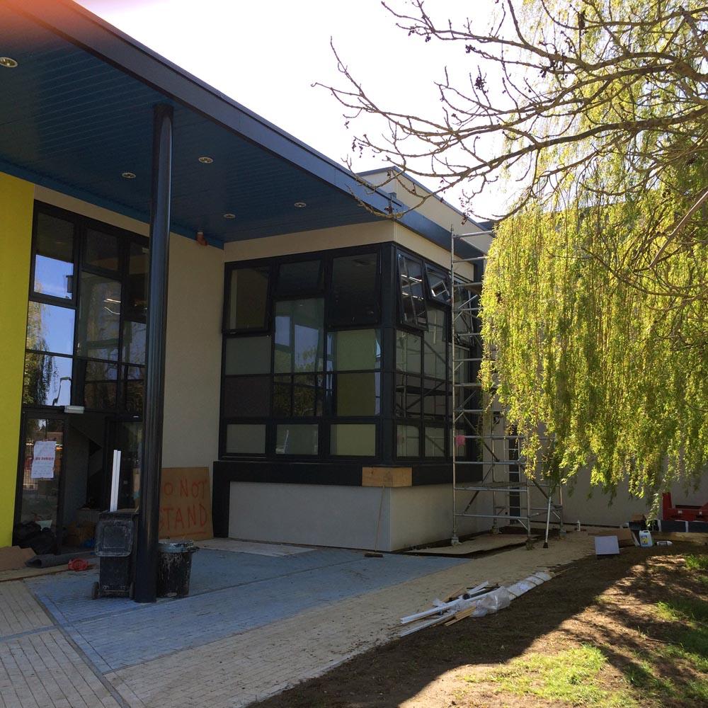 Welton Park Apartments: Dotcomglazing