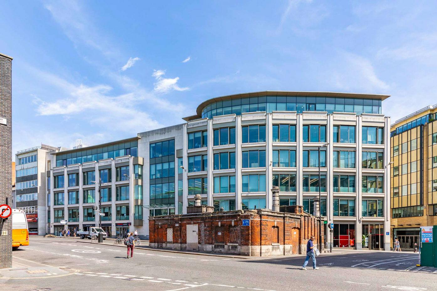 23 – 30 Hosier Lane, London
