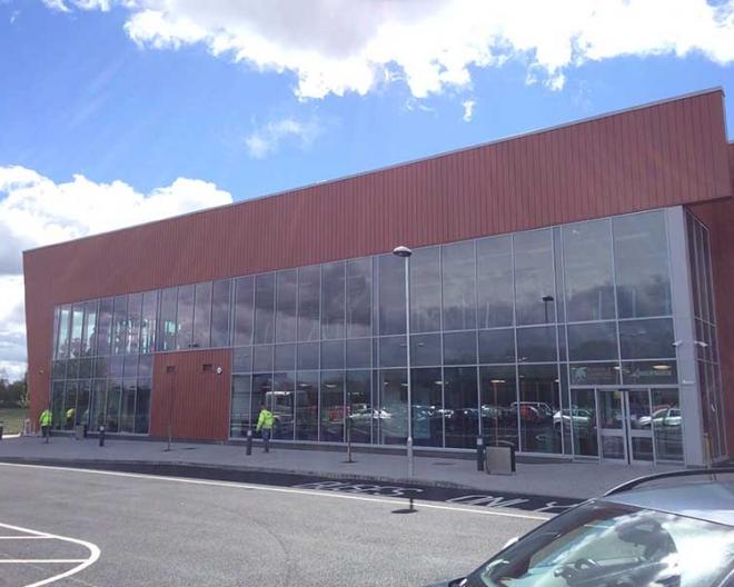 Newark Leisure Centre